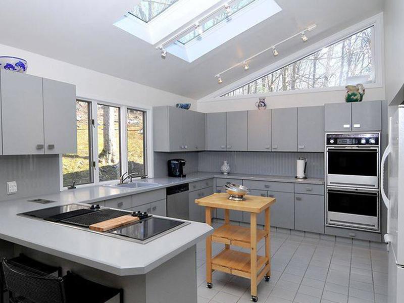 Kingspan Skylights ina modern kitchen