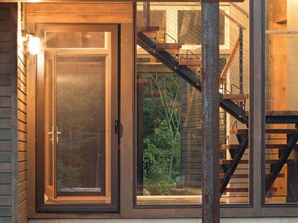 Front door by Marvin