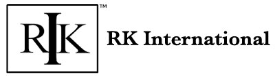 RK International Logo