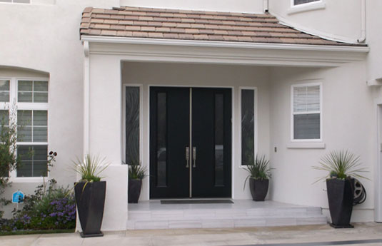 front doors designed and made by Escon Door