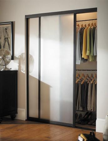 sliding closet door by CW