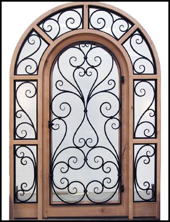 Handcrafted Millworks exterior door